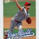 1997 Ultra Baseball #139 Roger Pavlik - Texas Rangers