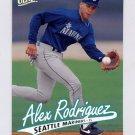 1997 Ultra Baseball #126 Alex Rodriguez - Seattle Mariners