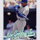 1997 Ultra Baseball #121 Ken Griffey Jr. - Seattle Mariners