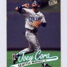 1997 Ultra Baseball #120 Joey Cora - Seattle Mariners