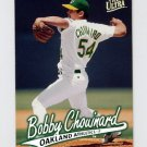 1997 Ultra Baseball #110 Bobby Chouinard - Oakland A's