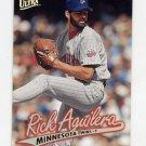 1997 Ultra Baseball #085 Rick Aguilera - Minnesota Twins