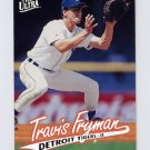 1997 Ultra Baseball #059 Travis Fryman - Detroit Tigers