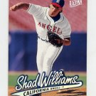 1997 Ultra Baseball #033 Shad Williams - California Angels
