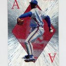 1993 Select Baseball Aces #08 Dwight Gooden - New York Mets