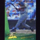 1993 Select Baseball Chase Stars #18 Kirby Puckett - Minnesota Twins
