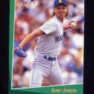 1993 Select Baseball #118 Randy Johnson - Seattle Mariners