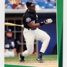 1993 Select Baseball #006 Frank Thomas - Chicago White Sox