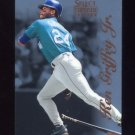 1996 Select Certified Baseball #047 Ken Griffey Jr. - Seattle Mariners