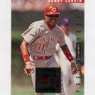 1996 Donruss Baseball Press Proofs #442 Barry Larkin - Cincinnati Reds