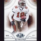 2008 Donruss Threads Football #020 Ike Hilliard - Tampa Bay Buccaneers