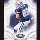 2008 Donruss Threads Football #036 Jason Witten - Dallas Cowboys