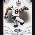 2008 Donruss Threads Football #093 Ronald Curry - Oakland Raiders