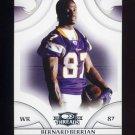 2008 Donruss Threads Football #117 Bernard Berrian - Minnesota Vikings