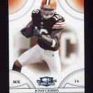 2008 Donruss Threads Football #135 Josh Cribbs - Cleveland Browns