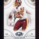 2008 Donruss Threads Football #150 Ladell Betts - Washington Redskins