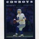 2008 Topps Chrome Football #TC014 Tony Romo - Dallas Cowboys