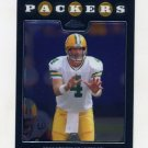 2008 Topps Chrome Football #TC022 Brett Favre - Green Bay Packers