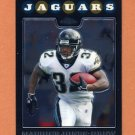 2008 Topps Chrome Football #TC037 Maurice Jones-Drew - Jacksonville Jaguars