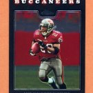 2008 Topps Chrome Football #TC038 Warrick Dunn - Tampa Bay Buccaneers