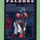 2008 Topps Chrome Football #TC078 Roddy White - Atlanta Falcons
