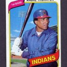 1980 Topps Baseball #534 Andre Thornton - Cleveland Indians Ex