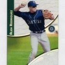 2000 Topps Tek Baseball #34-07 Alex Rodriguez - Seattle Mariners