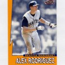 1999 Pacific Invincible Seismic Force #18 Alex Rodriguez - Seattle Mariners