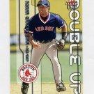 2003 Ultra Double Up Baseball #05 Nomar Garciaparra / Derek Jeter