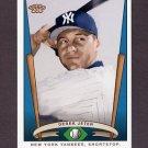 2002 Topps 206 Team 206 Series 1 #T2068 Derek Jeter - New York Yankees