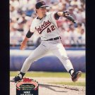 1992 Stadium Club Baseball #225 Mike Mussina - Baltimore Orioles