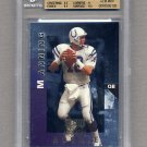 1998 Playoff Momentum Hobby #98 Peyton Manning RC - Indianapolis Colts Graded BGS 9.5 GEM MINT