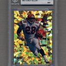 1998 Bowman's Best Atomic Refractors #092 Corey Dillon - Bengals 028/100 Graded BGS 9.0 MINT