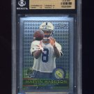 1996 Topps Chrome Football #156 Marvin Harrison RC - Indianapolis Colts Graded BGS 9.5 GEM MINT