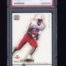 2001 Pacific Dynagon Retail Football #106 Koren Robinson RC Graded PSA 10 GEM MT