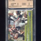 1999 Stadium Club Chrome Football #95 Corey Dillon - Cincinnati Bengals Graded TFA GEM MT 10