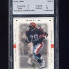 1999 SP Authentic Football #17 Corey Dillon - Cincinnati Bengals Graded TFA MINT 9