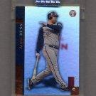 2005 Topps Pristine Uncirculated Bronze #017 Adam Dunn - Cincinnati Reds 308/375