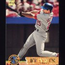 1994 Stadium Club Baseball Golden Rainbow #531 Gregg Jefferies - St. Louis Cardinals