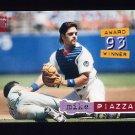 1994 Stadium Club Baseball #140 Mike Piazza - Los Angeles Dodgers