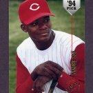 1994 Stadium Club Draft Picks Baseball #78 Ray Brown RC - Cincinnati Reds