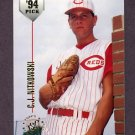 1994 Stadium Club Draft Picks Baseball #02 C.J. Nitkowski RC - Cincinnati Reds
