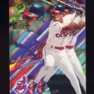 1995 Stadium Club Baseball First Day Issue #048 Carlos Baerga - Cleveland Indians