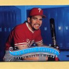 1997 Stadium Club Baseball #178 Benito Santiago - Philadelphia Phillies