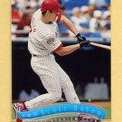 1997 Stadium Club Baseball #172 Scott Rolen - Philadelphia Phillies