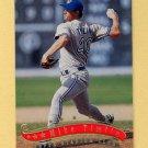 1997 Stadium Club Baseball #171 Mike Timlin - Toronto Blue Jays