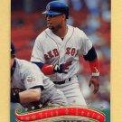 1997 Stadium Club Baseball #168 Troy O'Leary - Boston Red Sox