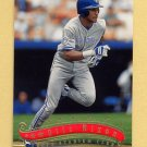 1997 Stadium Club Baseball #163 Otis Nixon - Toronto Blue Jays