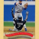 1997 Stadium Club Baseball #159 Keith Lockhart - Kansas City Royals