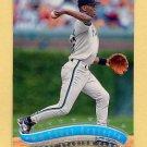 1997 Stadium Club Baseball #154 Edgar Renteria - Florida Marlins